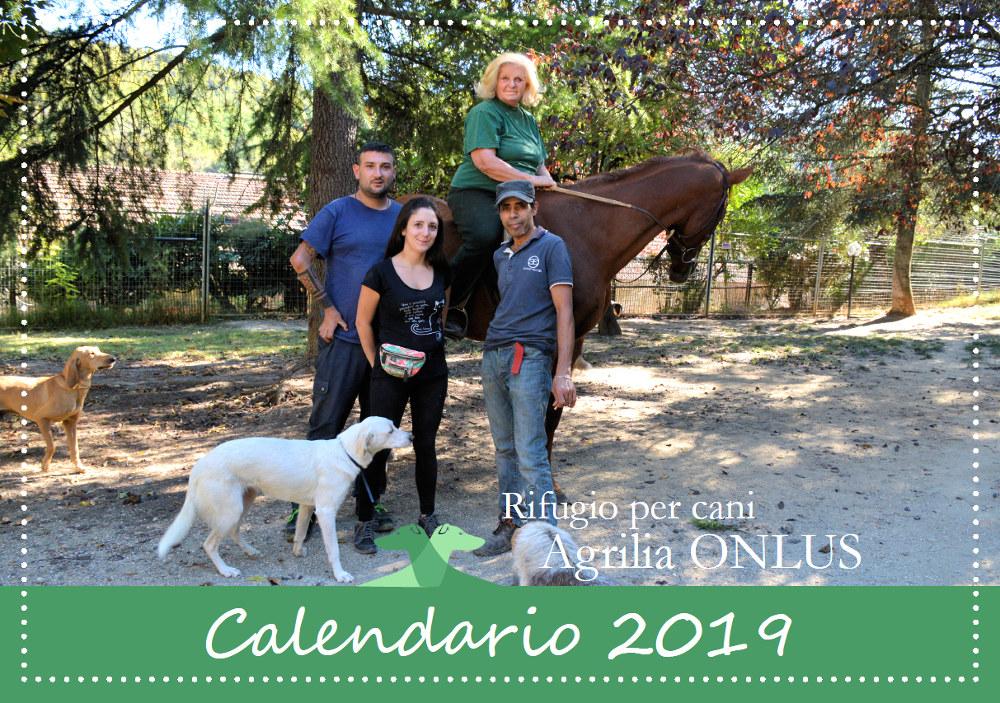 Calendario Agrilia 2019